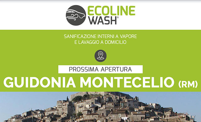 Ecoline Wash a Guidonia