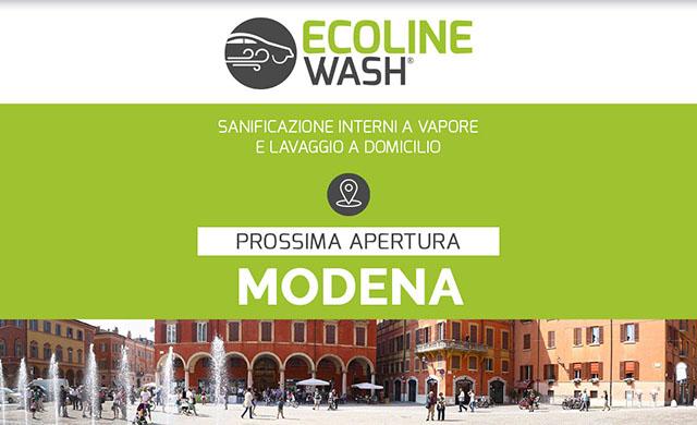 Ecoline Wash a Modena