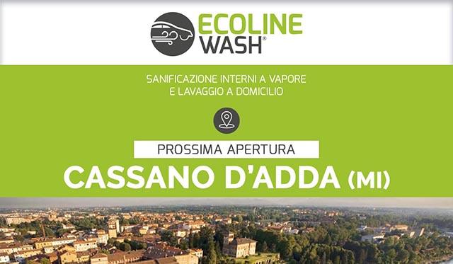 Autolavaggio ecoline wash a cassano d'adda