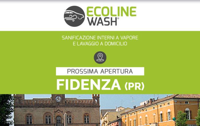 lavaggio auto a domicilio a Fidenza