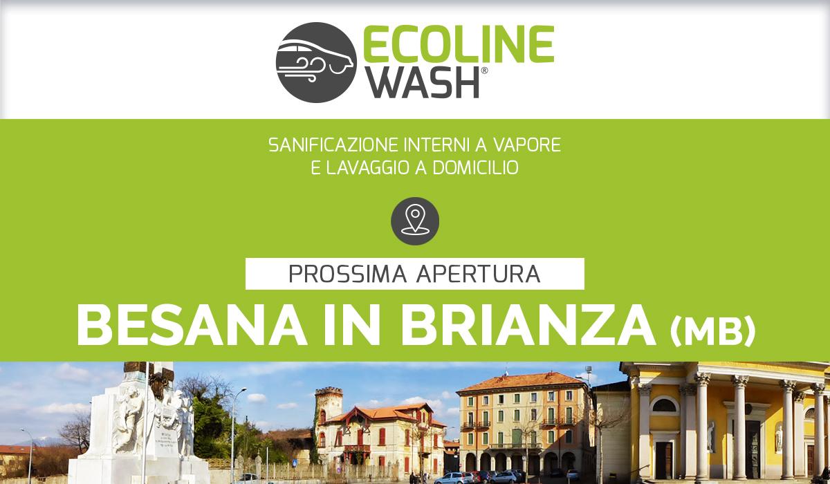 lavaggio a domicilio a Besana bRianza
