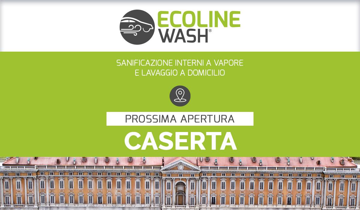 Ecoline Wash apre a Caserta