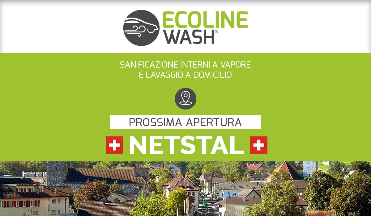 ecoline wash netstal switzerland