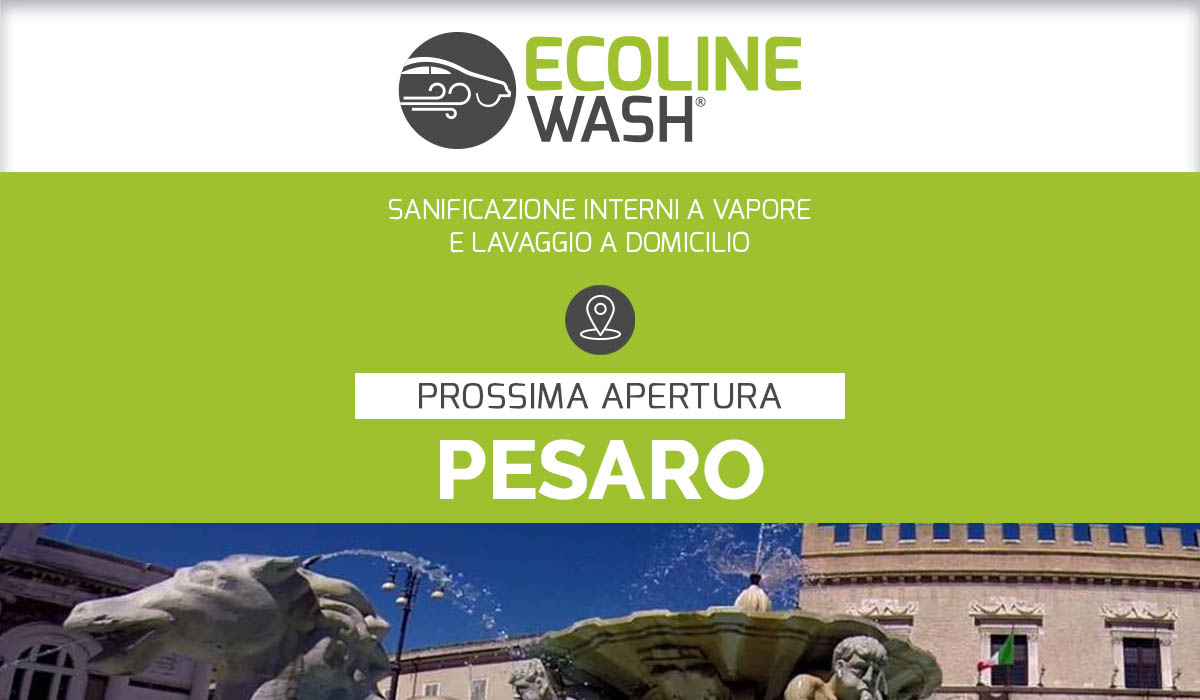 sanificazione auto a pesaro e lavaggio a domicilio